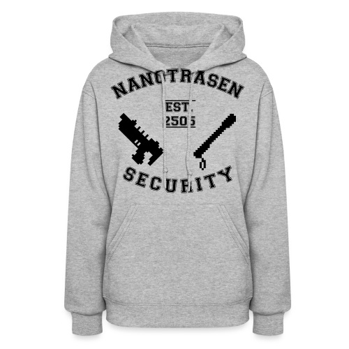 Security Varsity SVG - Women's Hoodie