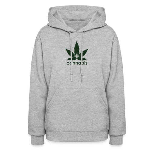 Medical Cannabis Supporter - Women's Hoodie