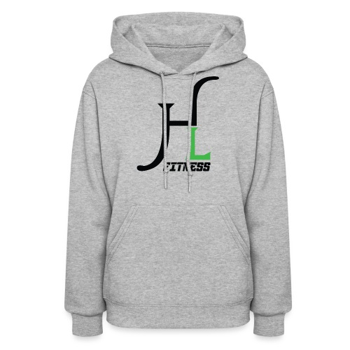 HIIT Life Fitness Logo - Women's Hoodie