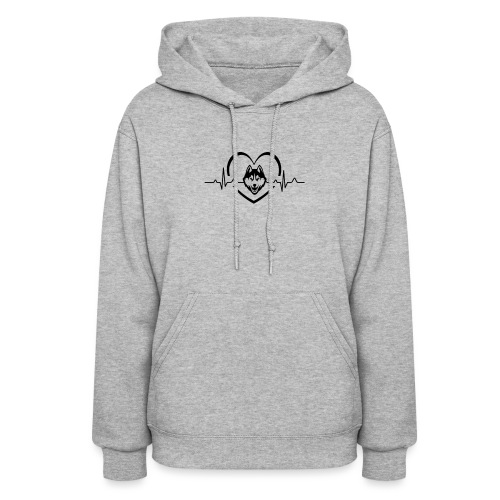 Love every beat for Husky T-Shirt - Women's Hoodie