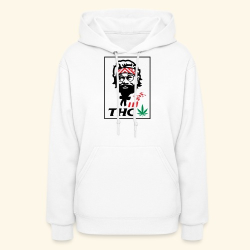 THC MEN - THC SHIRT - FUNNY - Women's Hoodie