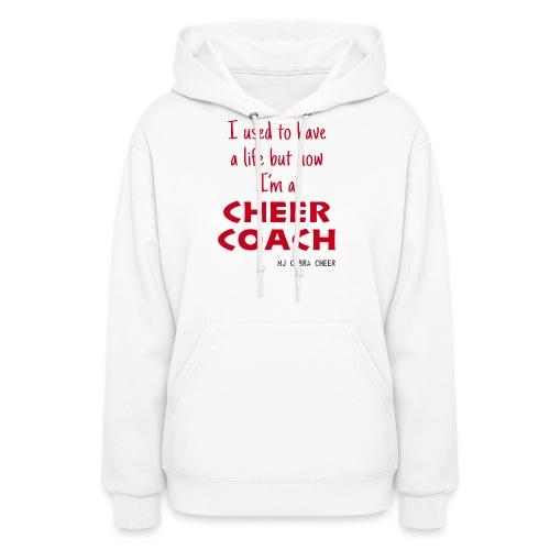 Cobra Cheer Coach - Women's Hoodie