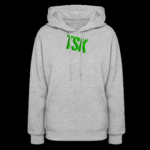 Meget simpel TSK trøje - Women's Hoodie