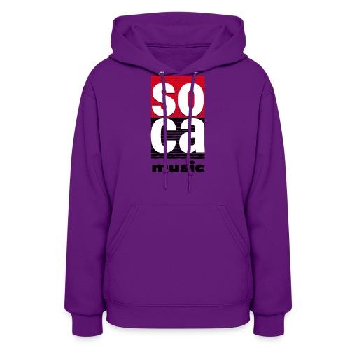 Soca music - Women's Hoodie