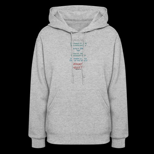 Survived... Whats Next? - Women's Hoodie