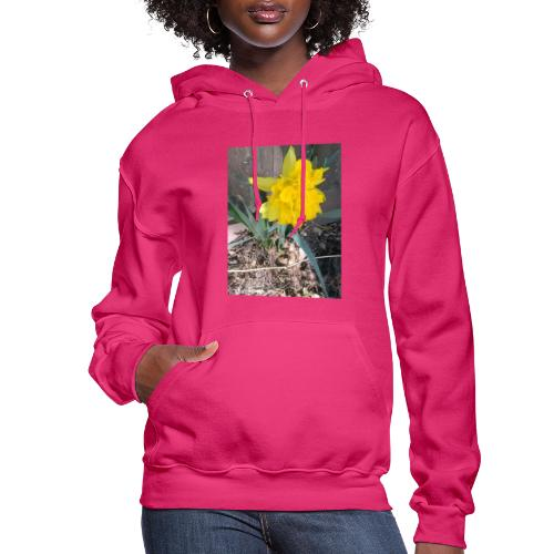 YELLOWFLOWER by S.J.Photography - Women's Hoodie