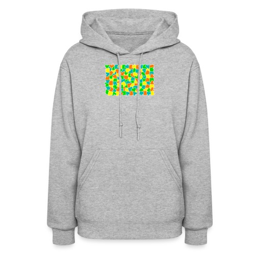 Dynamic movement - Women's Hoodie