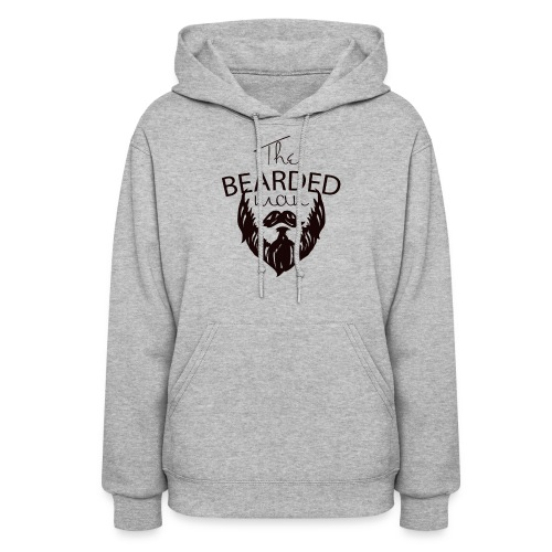 The bearded man - Women's Hoodie