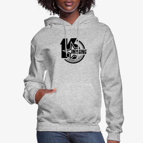 16IMAGING Badge Black - Women's Hoodie