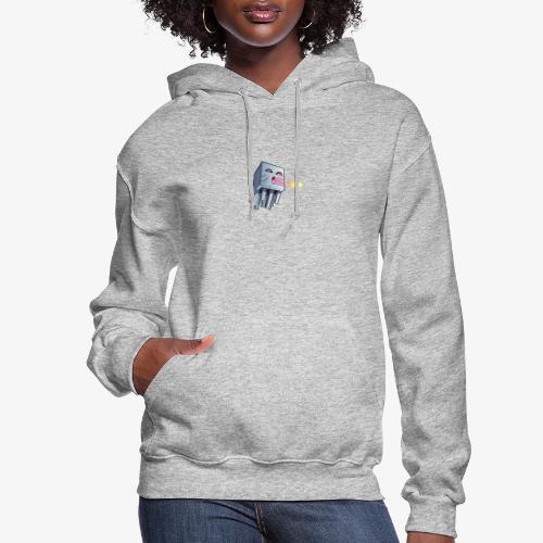 NetherGhast Logo - Women's Hoodie