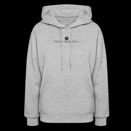 Black Divine Frequency - Women's Hoodie