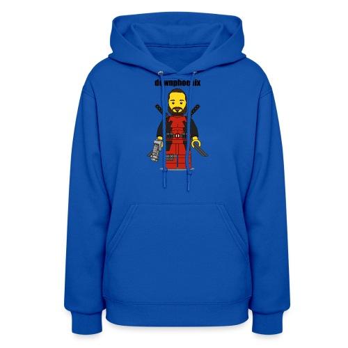 Downphoenix Shirt - Women's Hoodie