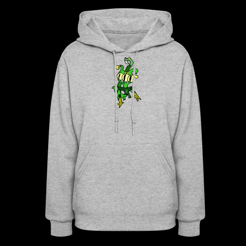 Three-Eyed Alien - Women's Hoodie