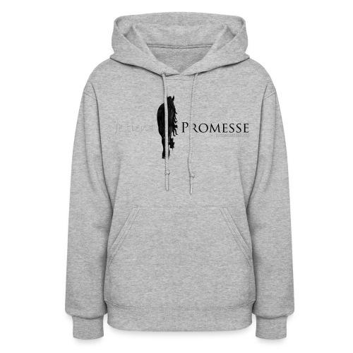 jetienspromesse png - Women's Hoodie