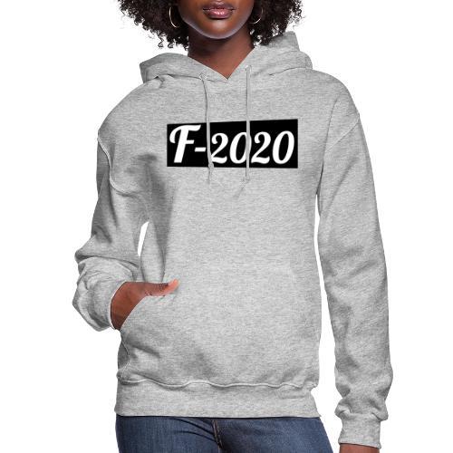 F-2020 - Women's Hoodie