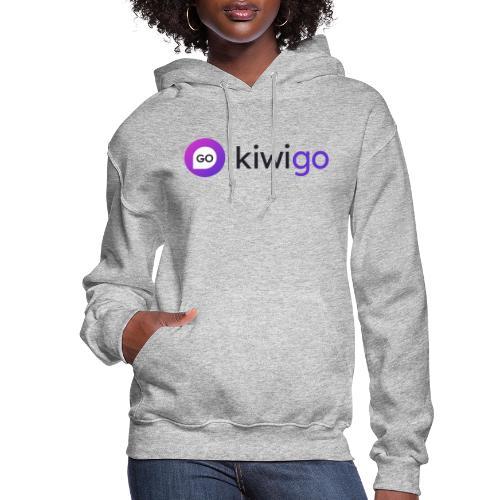 Classic Kiwigo logo - Women's Hoodie