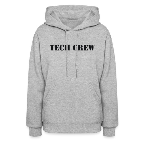 Tech Crew - Women's Hoodie