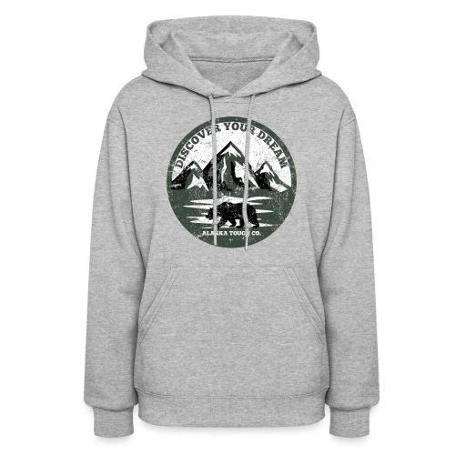Discover your Dream Bear - Women's Hoodie
