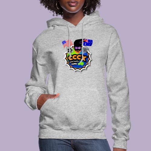 Cross Country Comx CCCX Live Show Logo - Women's Hoodie