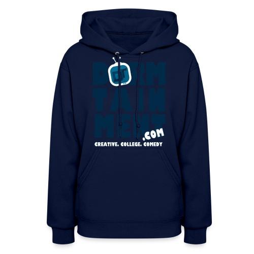basic dt tshirt2 - Women's Hoodie