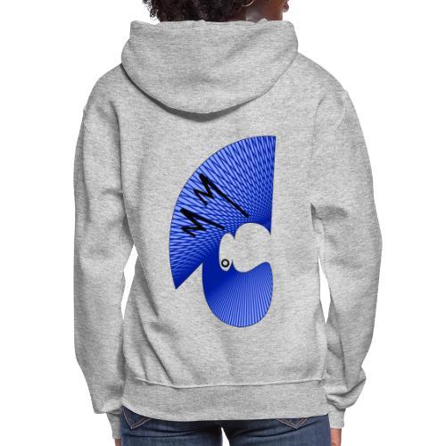 Matty Mohawk Logo - Women's Hoodie
