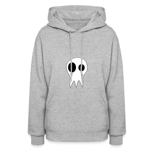 The Grims Skull Logo - Women's Hoodie