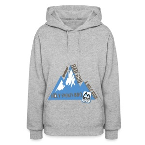 BBQ A Mile High - Women's Hoodie