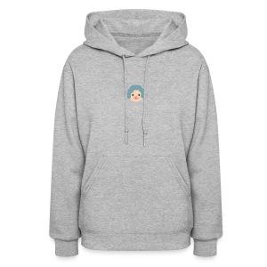 Grandma Emoticon Shirt - Women's Hoodie