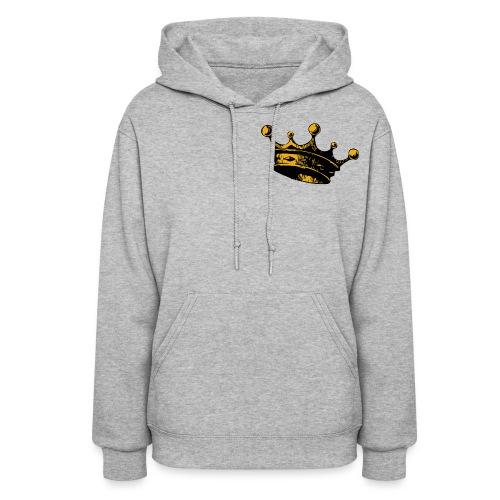 royal crown - Women's Hoodie