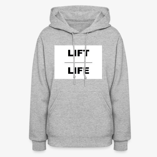Lifting athletic gear - Women's Hoodie