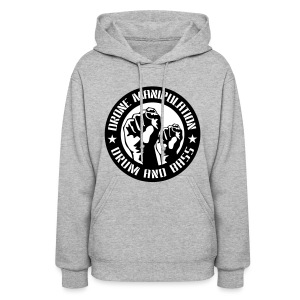 Drone Manipulation FISTS UP - Women's Hoodie