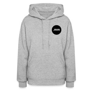meska music logo round - Women's Hoodie
