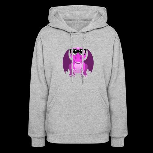 AntiChat Pink Dragon Avatar - Women's Hoodie