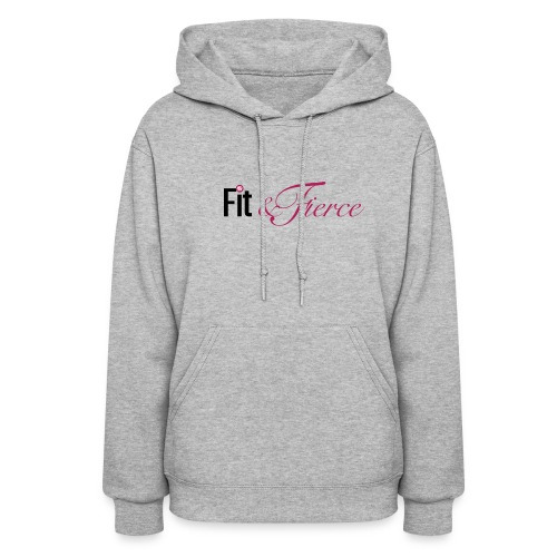 Fit Fierce - Women's Hoodie