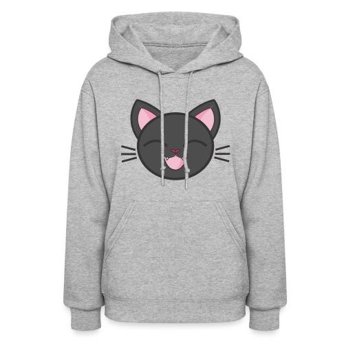 Smiling cat - Women's Hoodie