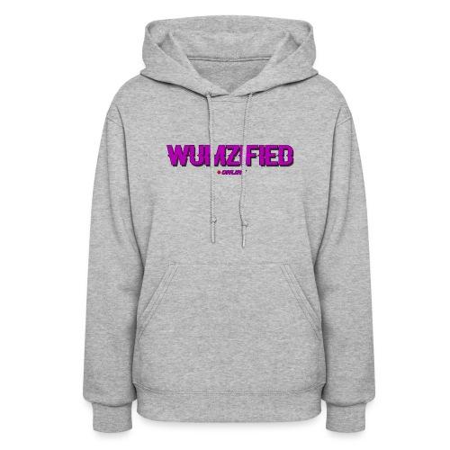 Wumzified Online - Women's Hoodie