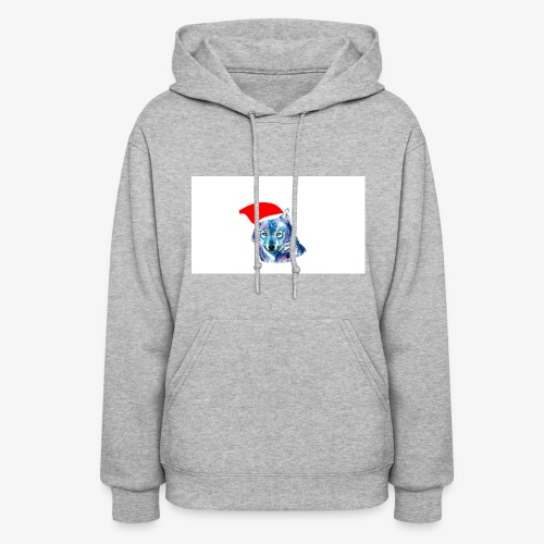 wolf nation chrismas limited time only - Women's Hoodie