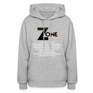 in the zone definition 2 - Women's Hoodie