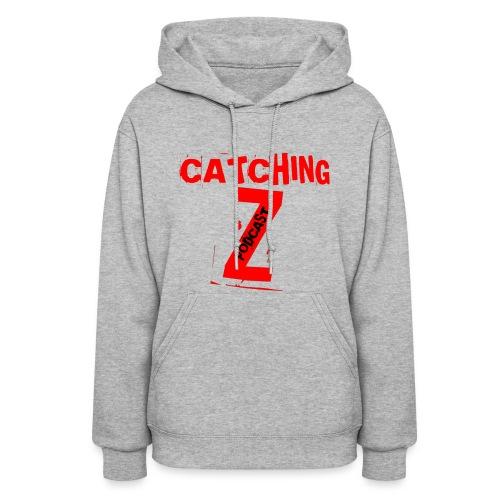 Catching Z Official Logo - Women's Hoodie
