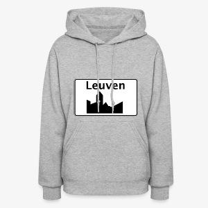 Leuven fangear - Women's Hoodie