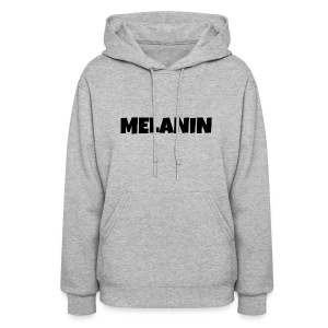 Melanin #PandaDESIGNS - Women's Hoodie