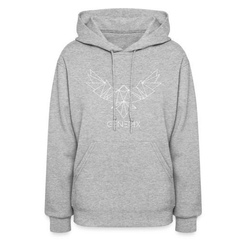 GENERIX Logo and Text Combination - Women's Hoodie
