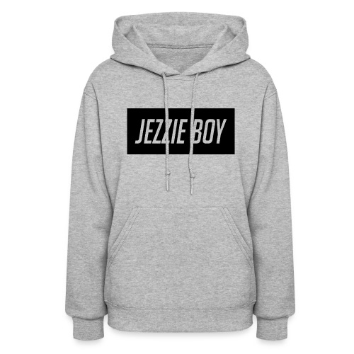 Jezzie Boy Hoodie - Women's Hoodie