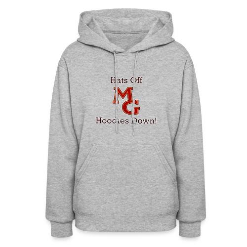 Hoodies Down! - Women's Hoodie