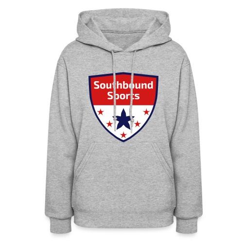 Southbound Sports Crest Logo - Women's Hoodie