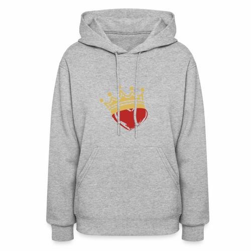 Crown Her - Women's Hoodie