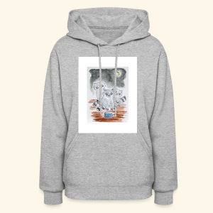Three Little Bandits - Women's Hoodie