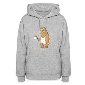 Monday Morning Depresso - Women's Hoodie