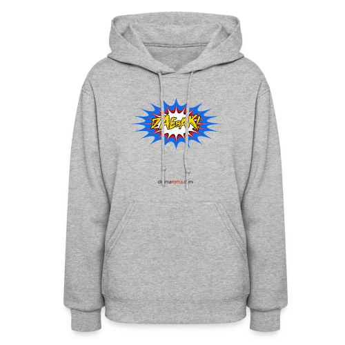 Daebak design from Dramaroma.com - Women's Hoodie