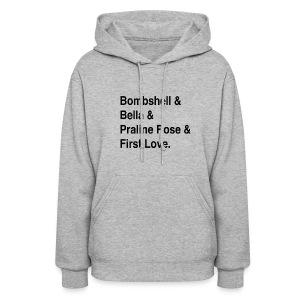 Rach FAVE shirt A - Women's Hoodie
